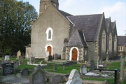 Magheradroll Parish Church  Ballynahinch