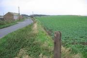 Farmland North of Cowden