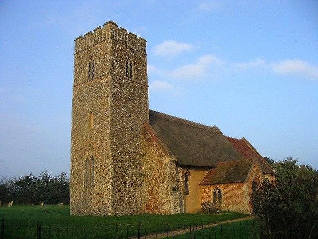 Butley Parish Church, Suffolk