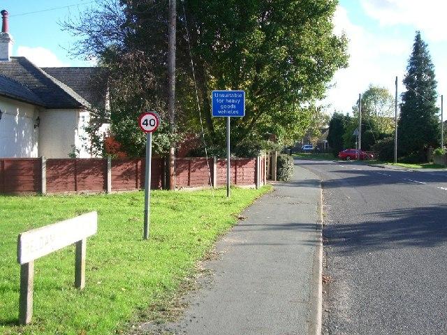 Beldam Bridge Road