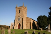 St.Thomas' church, Legsby, Lincs.