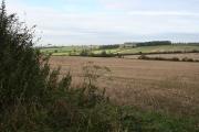 Farmland  near Garthorpe and Saxby