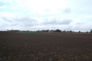 Farmland near Overtown.