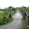 Whorlton Suspension Bridge