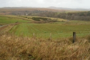 Towards Ballygrant from the South, Isle of Islay