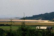 Traeth Bach estuary and marshlands