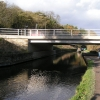 Tesco bridge, Peak Forest Canal