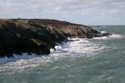 Headland between Llaneilian and Amlwch