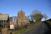Arlecdon Church
