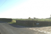 Country bridge at Blue Moor