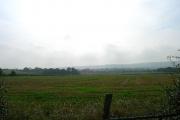 Farmland north of Selmeston