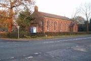 Parish Church of All Saints Marthall