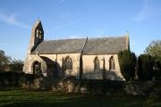 St.Oswald's church, Howell, Lincs.
