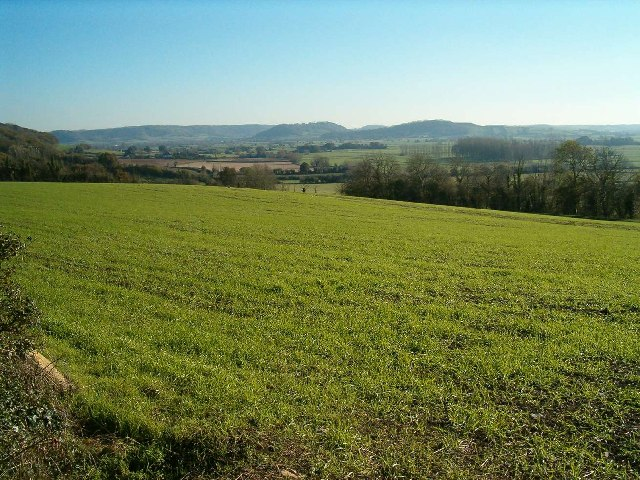 Farmland at Bramble Hill, Walton