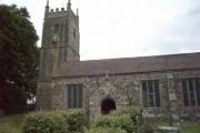 Black Torrington Church