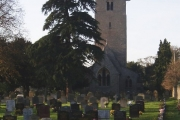 Clapham church