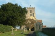 All Saints Church, Cuddesdon