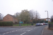 """St John the Evangelist, Church at the """"Hare & Hounds"""" Crossroads"""