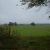 Farmland north of Burcot