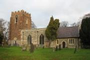Saint Mary & All Saints Church, Hawksworth
