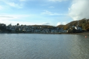 Borth-y-Gest - a boat's eye view