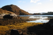 North Channel, Loch Moidart, looking south