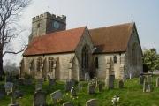 The church at Waldron