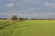 Farmland north of West Deeping, Lincs