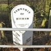 A61 Milepost