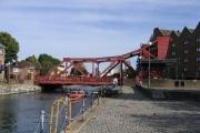 Bridge at Shadwell Basin