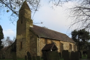 Church of All Saints, Stanton-on-the-Wolds
