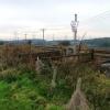 Public Footpath Crossing of Railway, Edwinstowe