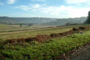Looking SouthEast from Pishill Chapel