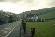 Ganllwyd Village