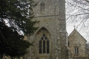 The Church at Okeford Fitzpaine