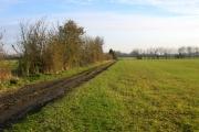 Farm track and farmland, Dry Drayton, Cambs