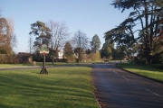 The Grand Entrance to Biddenham Village