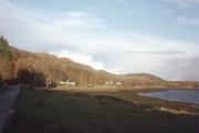 Shore of Loch Feochan