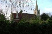 St Helens Church Nr Retford Notts