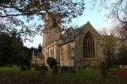 St John the Baptist Church Treswell Notts