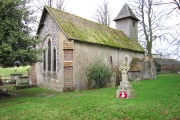 St Michael & All Angels Church, Knights Enham, Andover.