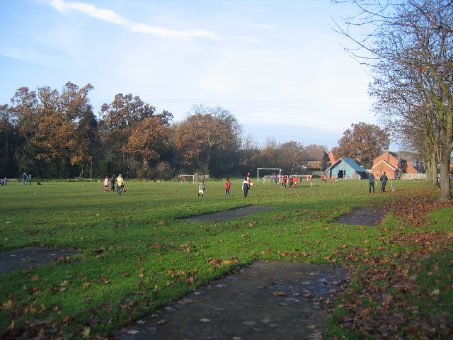 Lillington Avenue Playing Fields