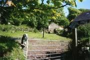 St Juliot: farm buildings at Trevilla