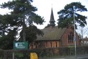 Parish Church, Collier Row