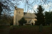 St. Giles Church, Bletchingdon