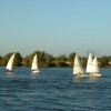 Laser Racing on Swarkestone Lake