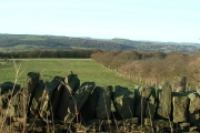 Across farmland neat High Green