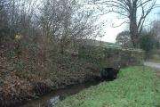 Bridge over Burrowbeck