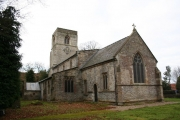 St.Matthew's church, Normanton on Trent