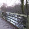 Bridge to Steps farm.